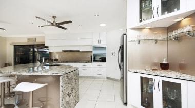 Winner Kitchen Design of the Year 2013 North countertop, cuisine classique, home, interior design, kitchen, real estate, room, white
