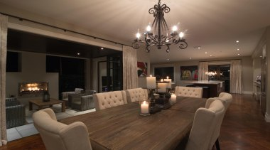 Img 0694 - ceiling   dining room   ceiling, dining room, floor, flooring, hardwood, home, interior design, living room, property, real estate, room, wood flooring, brown, black