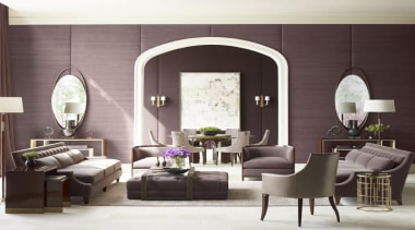 """""""Upholstery helps set the foundation for how a couch, furniture, home, interior design, living room, room, table, white, black, gray"""