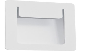 FeaturesAn architecturally clean and minimalist design incorporating a product, product design, white