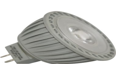 FeaturesSame size as an MR16 12V Halogen Lamp product, gray, white
