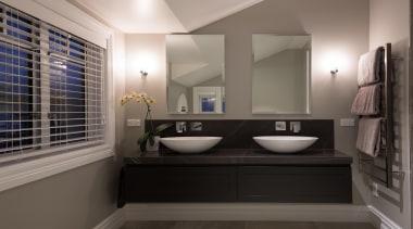 Img9025 - bathroom   interior design   room bathroom, interior design, room, gray, black