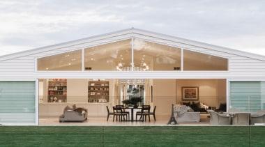 Remuera House - Remuera House - elevation | elevation, estate, facade, home, house, property, real estate, window, white