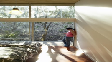 Mangawhai Heads, Northland - Point House - architecture architecture, daylighting, home, house, interior design, window, wood, gray, brown