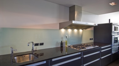 Havelock North Kitchen - Havelock North Kitchen - architecture, ceiling, countertop, daylighting, interior design, kitchen, real estate, room, gray, black