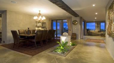 165mangawhai 7 - mangawhai_7 - ceiling | dining ceiling, dining room, estate, home, house, interior design, living room, property, real estate, room, brown