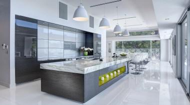 Winner Kitchen Design fo the Year 2013 South countertop, interior design, kitchen, gray