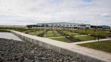 Natural HabitatsUrban Land Developments Property Award – Merit real estate, structure, white