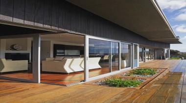 Waiheke - Indoor/Outdoor Living - waiheke - architecture architecture, facade, home, house, siding, window, black