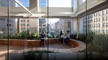 wk12061423940x470.jpg - wk12061423940x470.jpg - apartment | architecture | apartment, architecture, balcony, building, condominium, courtyard, daylighting, house, interior design, lobby, mixed use, property, real estate, window, gray