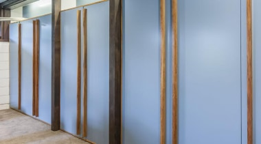 With years of experience, RH Cabinetmakers specialize in wall, teal