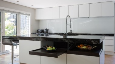 IMGL0225-6 - Dingle Road - countertop | interior countertop, interior design, kitchen, room, gray, white