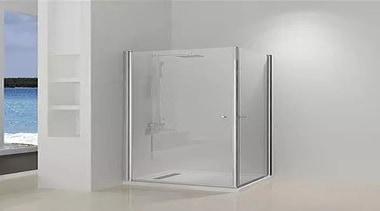 Mora - angle   plumbing fixture   shower angle, plumbing fixture, shower, shower door, gray