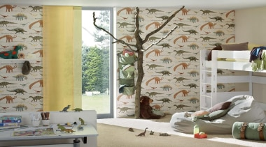 The new Boys and Girls Collection is a curtain, decor, home, interior design, living room, textile, wall, window, window blind, window covering, window treatment, gray
