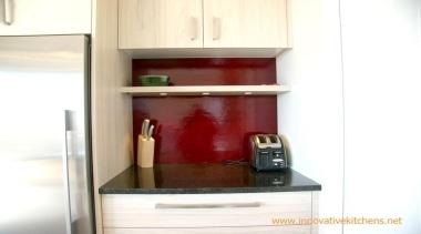 utility station in modern kitchen - utility station furniture, kitchen, white