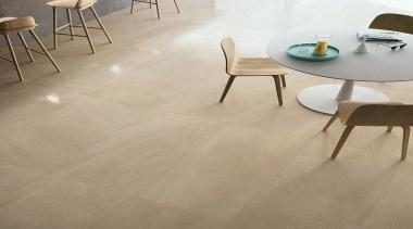 Limestone - chair | floor | flooring | chair, floor, flooring, furniture, hardwood, interior design, laminate flooring, product design, table, tile, wood, wood flooring, orange, brown