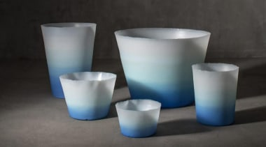 There's a whole spectrum of colour to enjoy ceramic, glass, lighting, product, black, gray