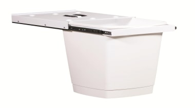 Model KC50H - 1 x 50 litre bucket. product, product design, white
