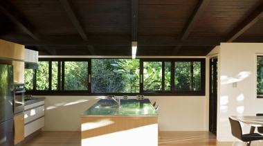 Remuera, Auckland - Glade House - architecture | architecture, ceiling, daylighting, house, interior design, real estate, window, black, brown