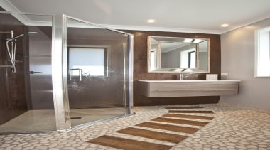 For more information, please visit www.gjgardner.co.nz bathroom, floor, interior design, room, gray