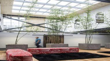 NOMINEEWaiata House (3 of 4) - Warren and architecture, ceiling, daylighting, house, interior design, lobby, window, white