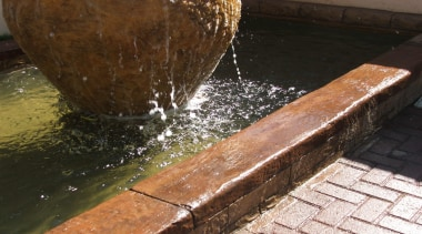 decocrete 9.jpg - decocrete_9.jpg - reflection   water reflection, water, water feature, water resources, wood, brown, black