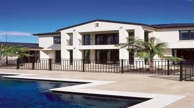 pol0042web.jpg - pol0042web.jpg - apartment | building | apartment, building, condominium, elevation, estate, facade, home, house, mansion, property, real estate, residential area, swimming pool, villa, white, blue