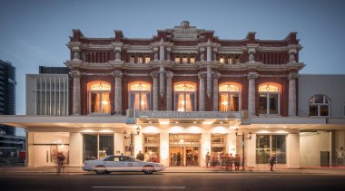 HawkinsHeritage & Adaptive Reuses Award – Excellence Award building, classical architecture, estate, facade, landmark, mansion, metropolis, tourist attraction
