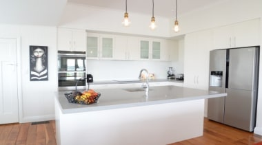 Classical Elegance - Classical Elegance 2 - countertop countertop, cuisine classique, interior design, kitchen, property, real estate, room, white