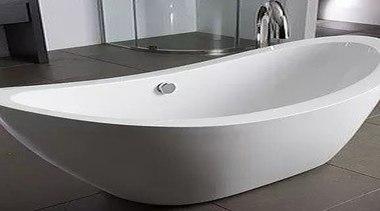 Gioia - angle | bathroom sink | bathtub angle, bathroom sink, bathtub, plumbing fixture, product, product design, tap, white, black, gray