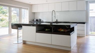 IMGL0216-2 - Dingle Road - cabinetry | countertop cabinetry, countertop, cuisine classique, interior design, kitchen, kitchen stove, white, gray