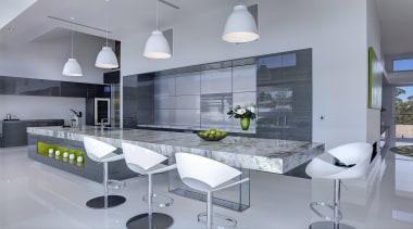 Winner Kitchen Design fo the Year 2013 South architecture, countertop, house, interior design, interior designer, kitchen, product design, gray