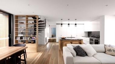 McMahon and Nerlich floor, interior design, interior designer, living room, room, white