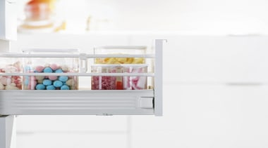 METABOX drawers and pull-outs have just a few furniture, product, product design, shelf, shelving, white