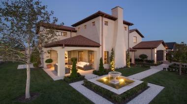 077eden homes - Eden Homes - backyard   backyard, cottage, estate, facade, home, house, lighting, mansion, property, real estate, residential area, villa, window
