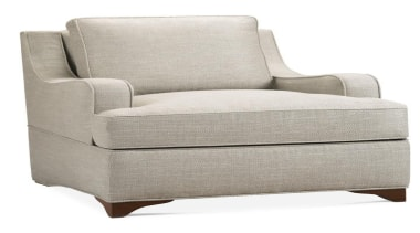 The work of William Sofield is defined not angle, chair, club chair, couch, furniture, loveseat, outdoor sofa, product, product design, sleeper chair, studio couch, white