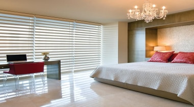 luxaflex pirouette shadings - luxaflex pirouette shadings - bed frame, bedroom, ceiling, curtain, floor, home, interior design, room, shade, suite, wall, window, window blind, window covering, window treatment, wood, white, gray