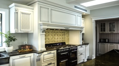 Goodland Residence 3 - Goodland Residence 3 - cabinetry, countertop, cuisine classique, home appliance, interior design, kitchen, room, white, gray