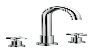 Felton's Nova range retains the charm of traditional, bathtub accessory, hardware, plumbing fixture, product, tap, white