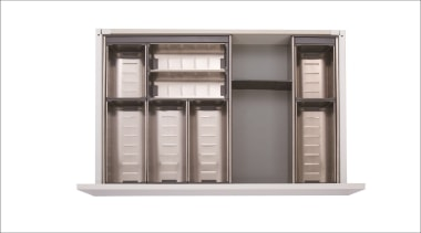 All Impala Inoxa components are available individually so, furniture, product, shelf, shelving, window, white