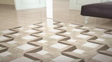 Marmoker Travertino Romano - Marmoker Travertino Romano - floor, flooring, hardwood, table, tile, gray