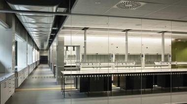 NOMINEEUndergraduate Laboratory 303 Building (3 of 4) daylighting, glass, gray