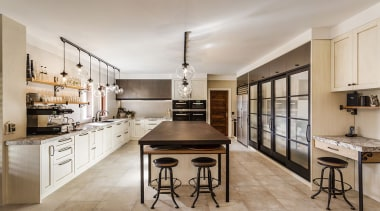 Winner: TIDA New Zealand Kitchen of the YearFinalist: cabinetry, countertop, cuisine classique, interior design, kitchen, real estate, gray