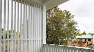 Tru-Pine - architecture | facade | home | architecture, facade, home, house, outdoor structure, porch, property, real estate, siding, window, white, gray