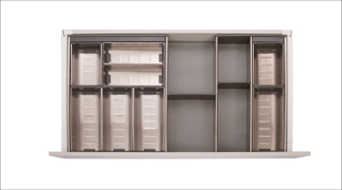 All Impala Inoxa components are available individually so, furniture, product, shelf, shelving, white