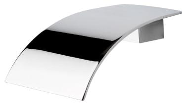 V-Line Bath Spout VL05 - V-Line Bath Spout angle, furniture, product, white