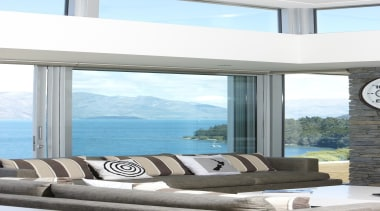 The architectural of the high performance windows and daylighting, home, interior design, living room, window, white