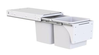 Model KK12D - 2 x 20 litre buckets. furniture, product, product design, white