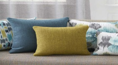 Introducing unique water colour prints in an array cushion, furniture, linens, pillow, textile, throw pillow, gray