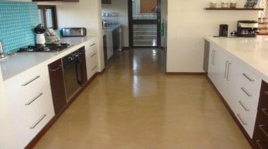 Micro topping 1 - Micro_topping_1 - cabinetry | cabinetry, countertop, floor, flooring, hardwood, kitchen, laminate flooring, property, real estate, room, tile, wood, wood flooring, brown, gray